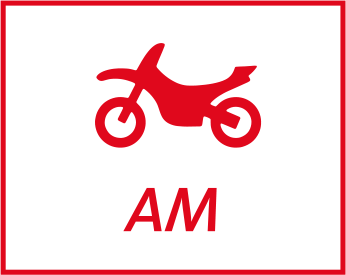 Führerscheinklasse AM Bever Fahrschule