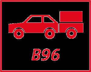 Führerscheinklasse B96 Bever Fahrschule