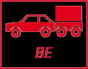Führerscheinklasse BE Bever Fahrschule